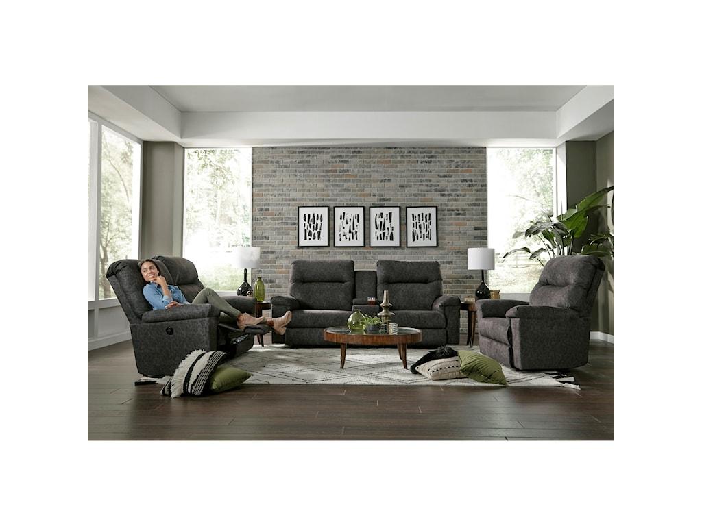 Best Home Furnishings BayleySpace Saver Recliner