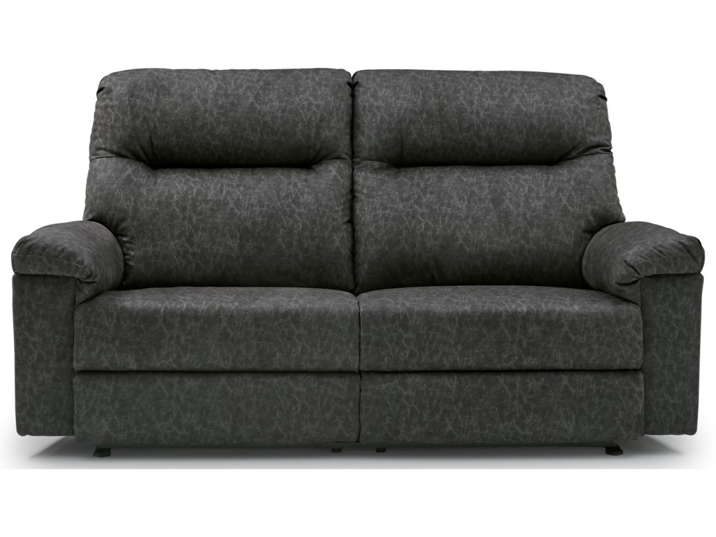 Best Home Furnishings BayleyWall Saver Power Reclining Sofa