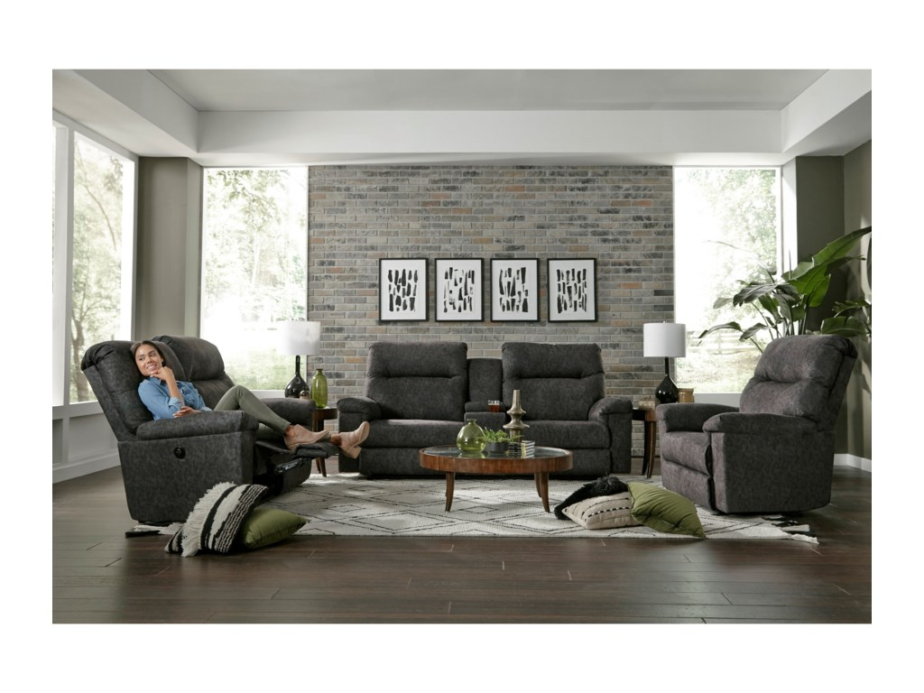Best Home Furnishings BayleyWall Saver Reclining Sofa