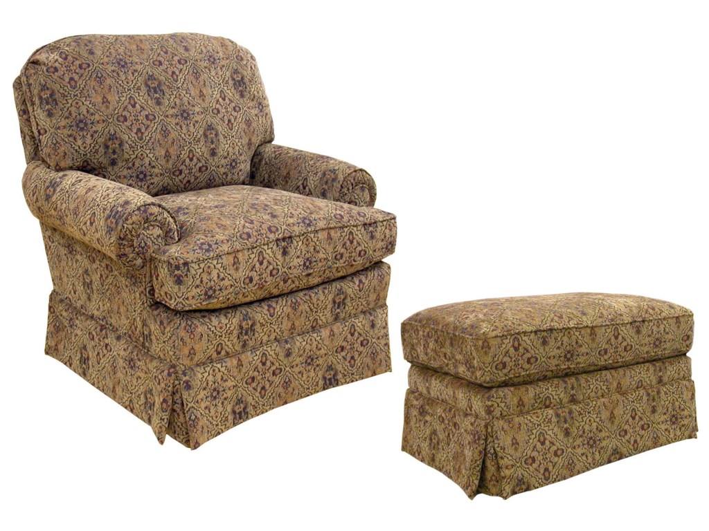Best Home Furnishings Accent ChairsOttoman