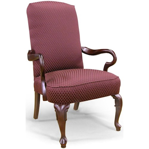 Best Home Furnishings Accent Chairs Margo Exposed Wood Chair