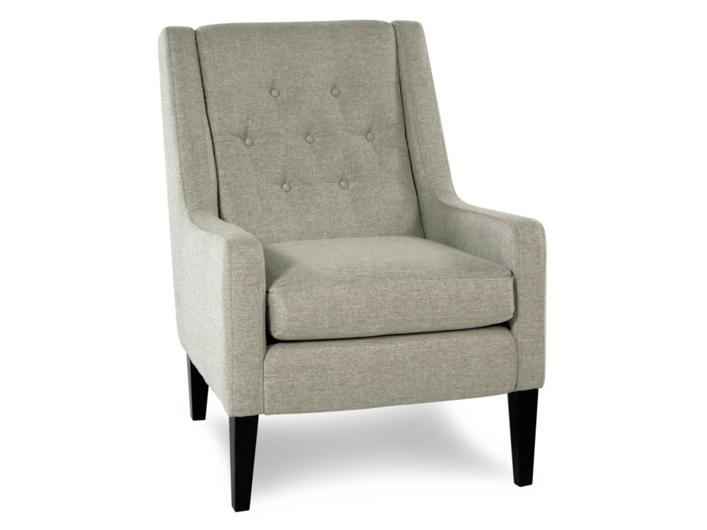 Accent Chairs.Accent Chairs Contemporary Tufted Accent Chair By Best Home Furnishings At Rotmans