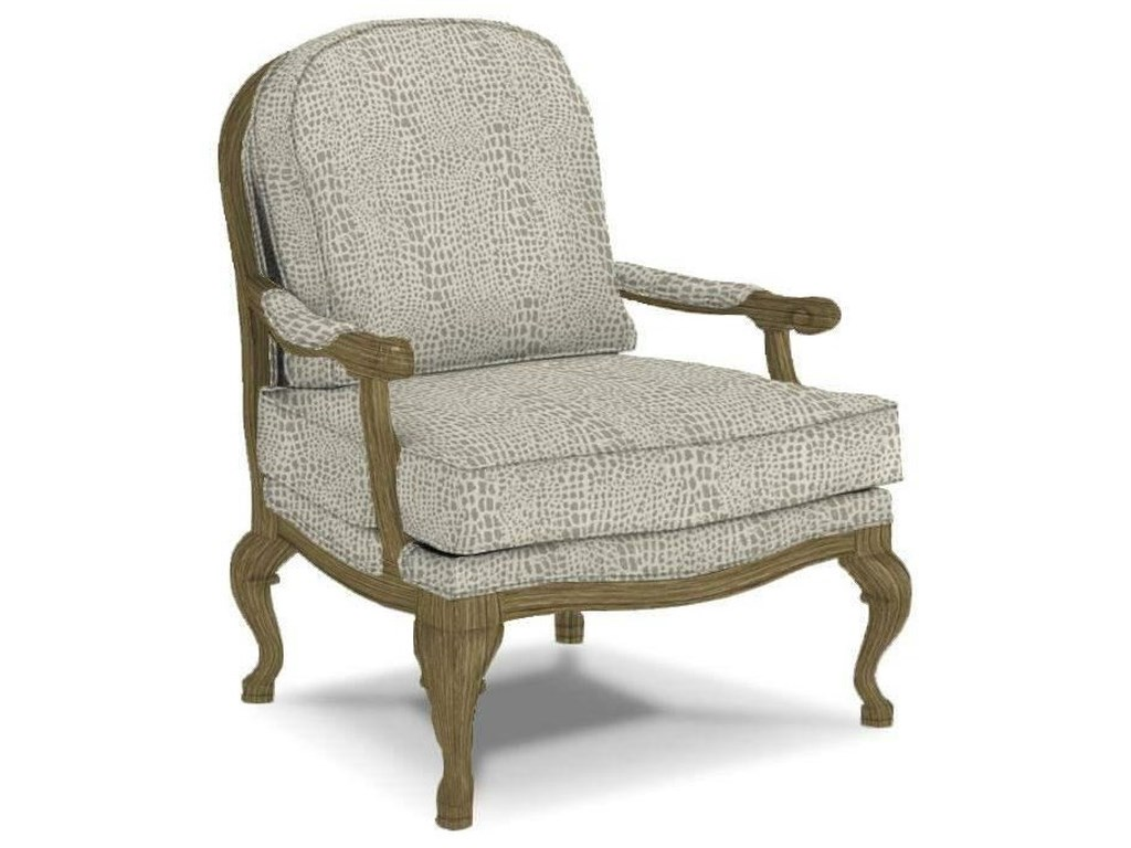 Best Home Furnishings Accent                                            Cogan Ivory Accent Chair