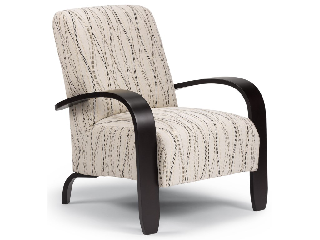 Studio 47 Accent ChairsMaravu Exposed Wood Accent Chair