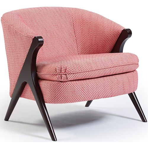 Best Home Furnishings Accent Chairs Tatiana Accent Chair