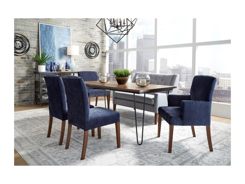 Best Home Furnishings Chairs - DiningMyer Chair