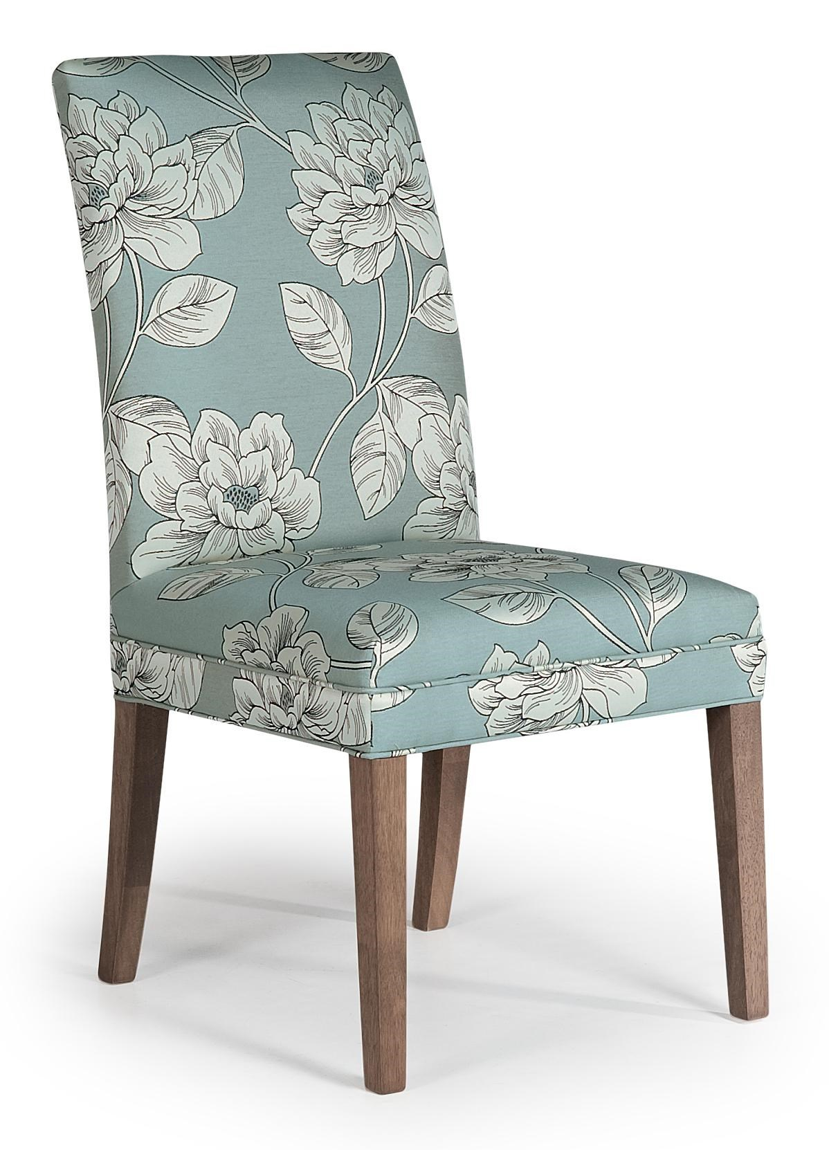 best home furnishings chairs dining odell parsons side
