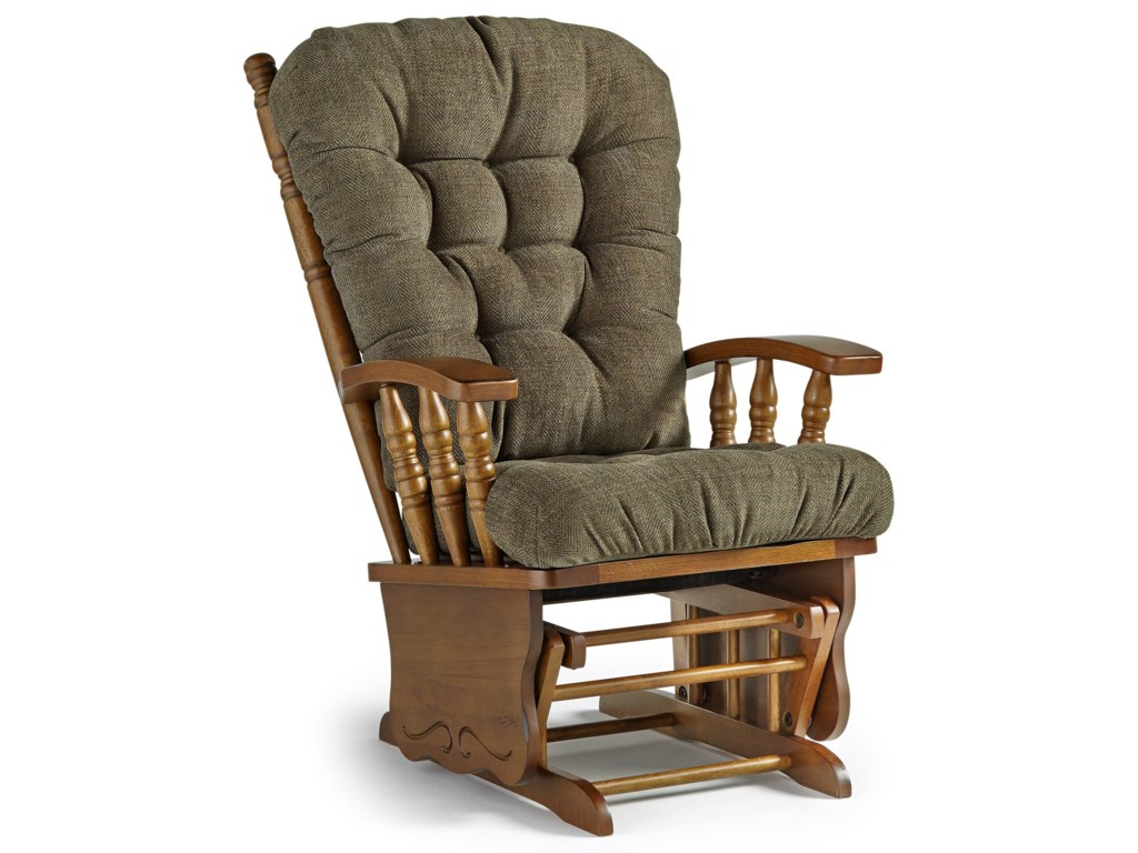 Best Home Furnishings Glider RockersHenley Glider Rocker