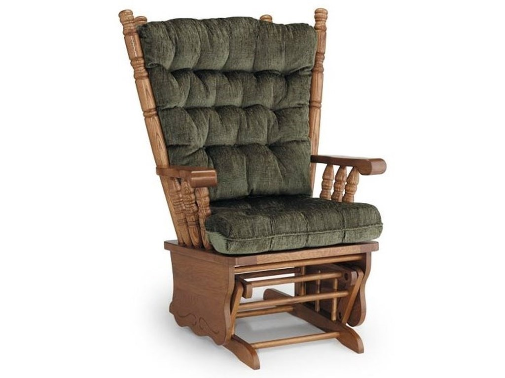 Best Home Furnishings Glider RockersGiselle Glider Rocker