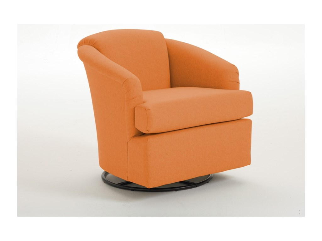 Best Home Furnishings CassCass Swivel Glider