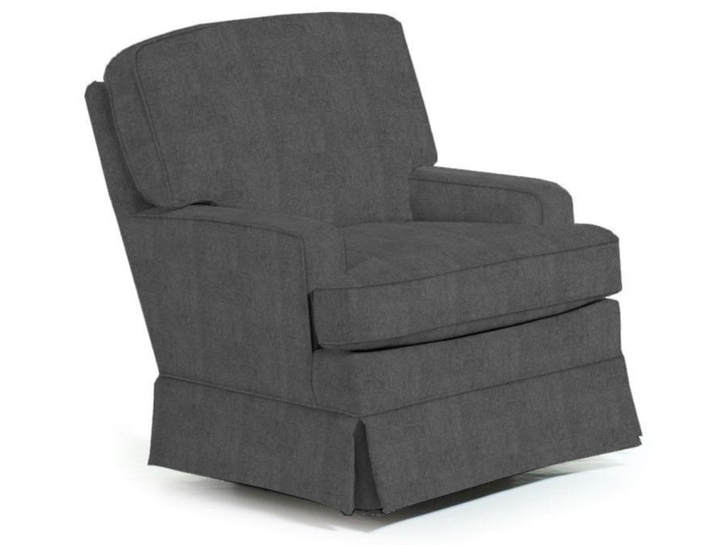Best Home Furnishings SwivelsRena Swivel Glider