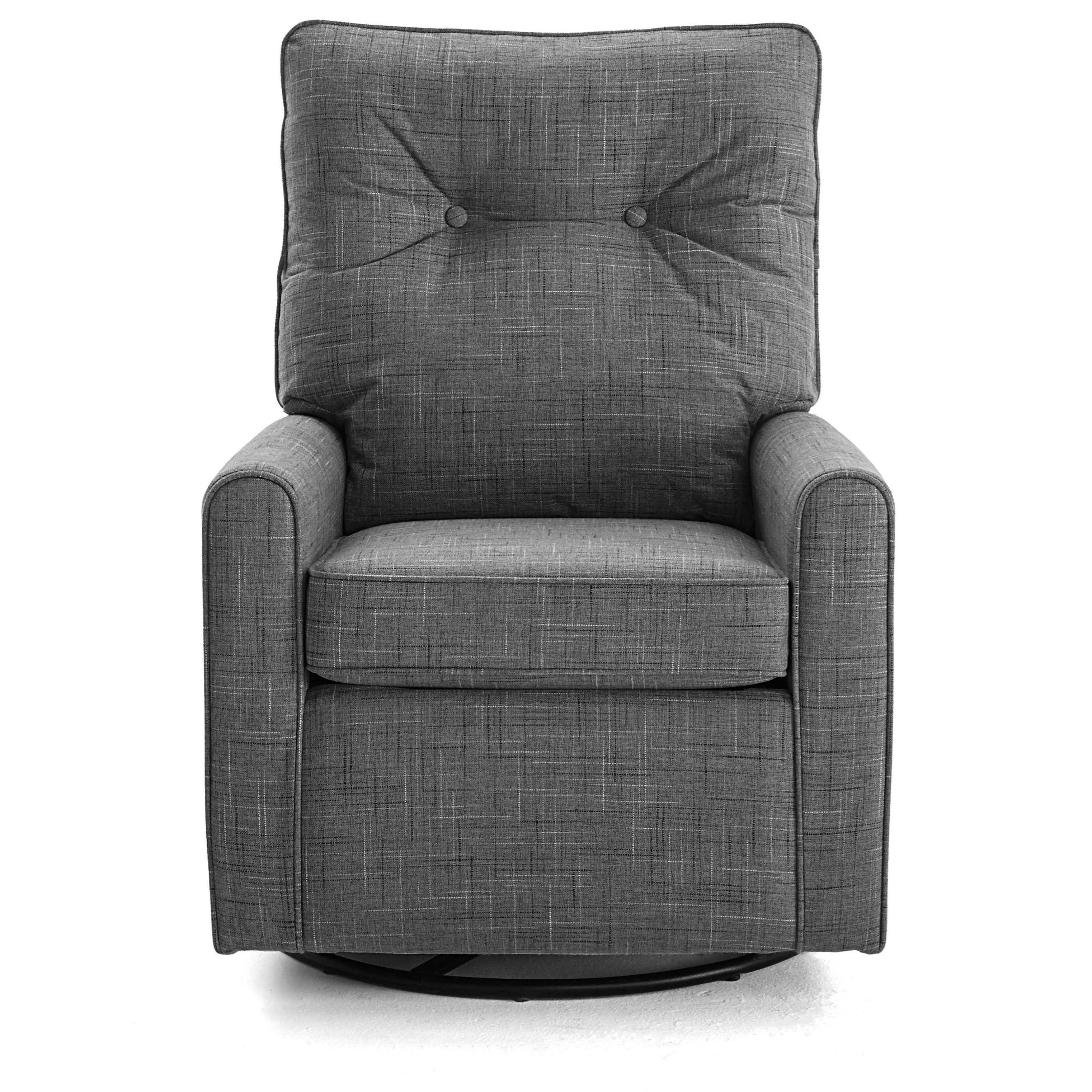 Ordinaire Best Home Furnishings Best Xpress   PhyliciaSwivel Glider Chair ...