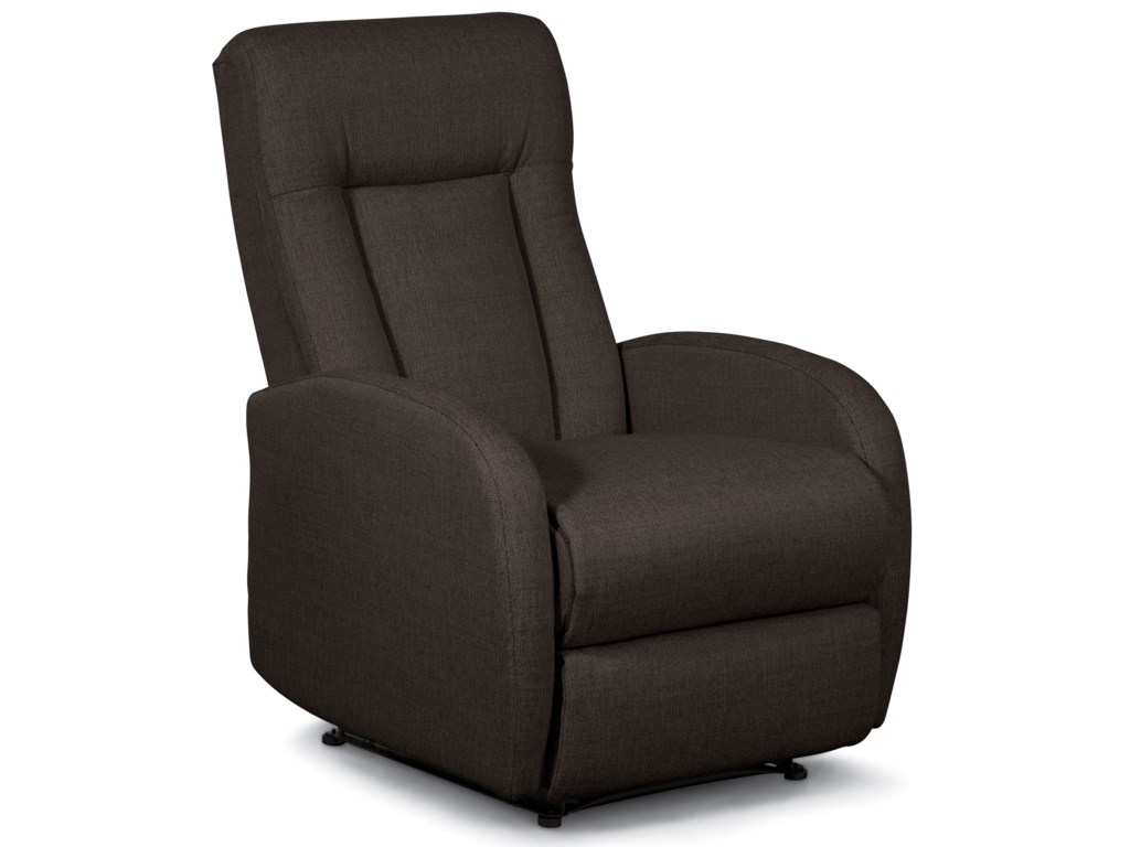 Best Home Furnishings Best Xpress - RaynePower Space Saver Recliner