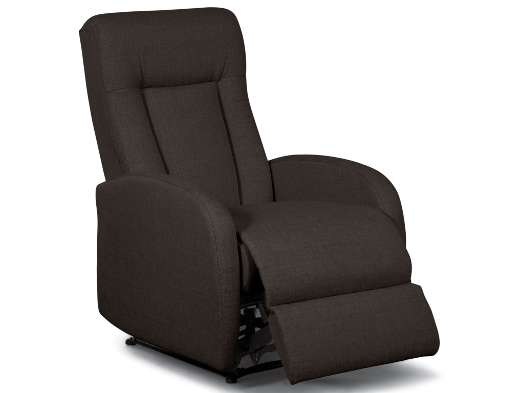 Best Home Furnishings Best Xpress - RayneRocker Recliner w/ Inside Handle
