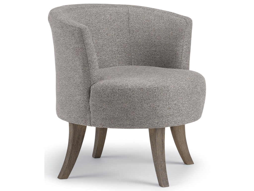 Best Home Furnishings Best Xpress - SteffenSwivel Barrel Chair