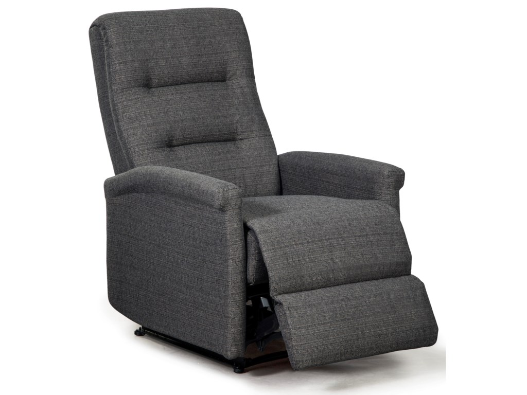 Best Home Furnishings Best Xpress - TyreeRocker Recliner w/ Inside Handle