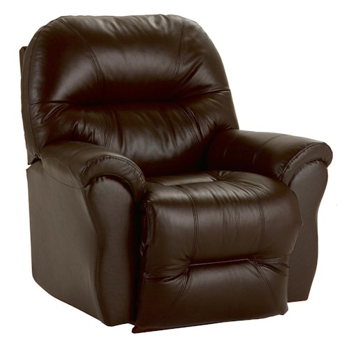 Best Home Furnishings Bodie Wall Hugger Recliner