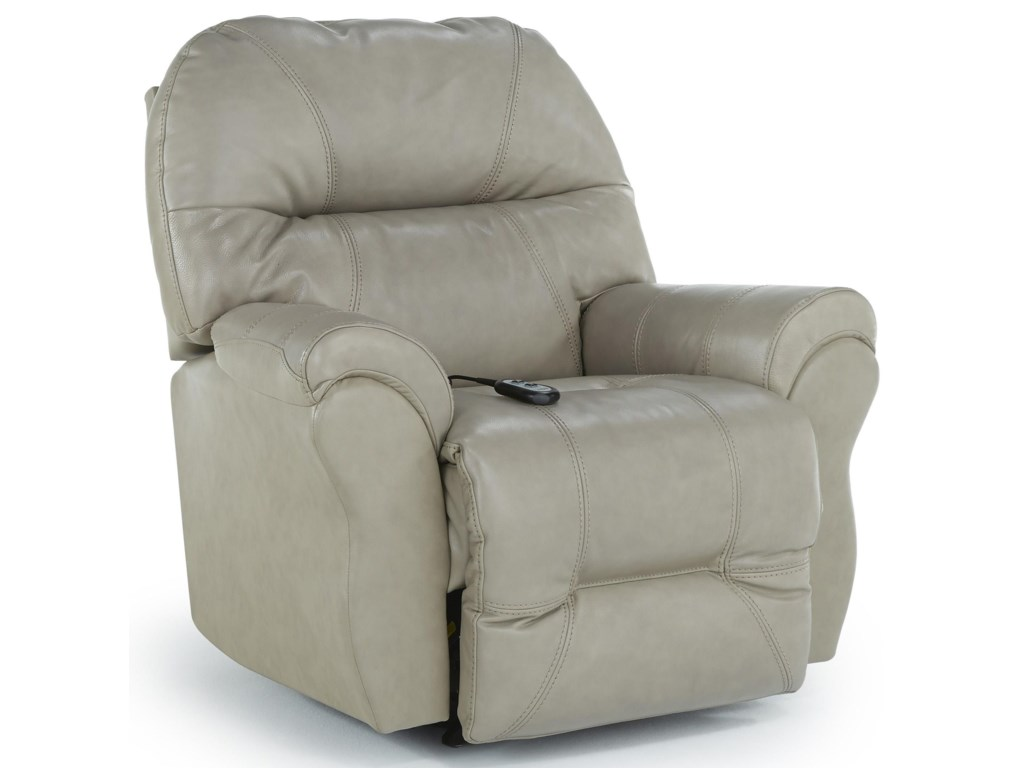 Best Home Furnishings SpartaSwivel Glider Recliner
