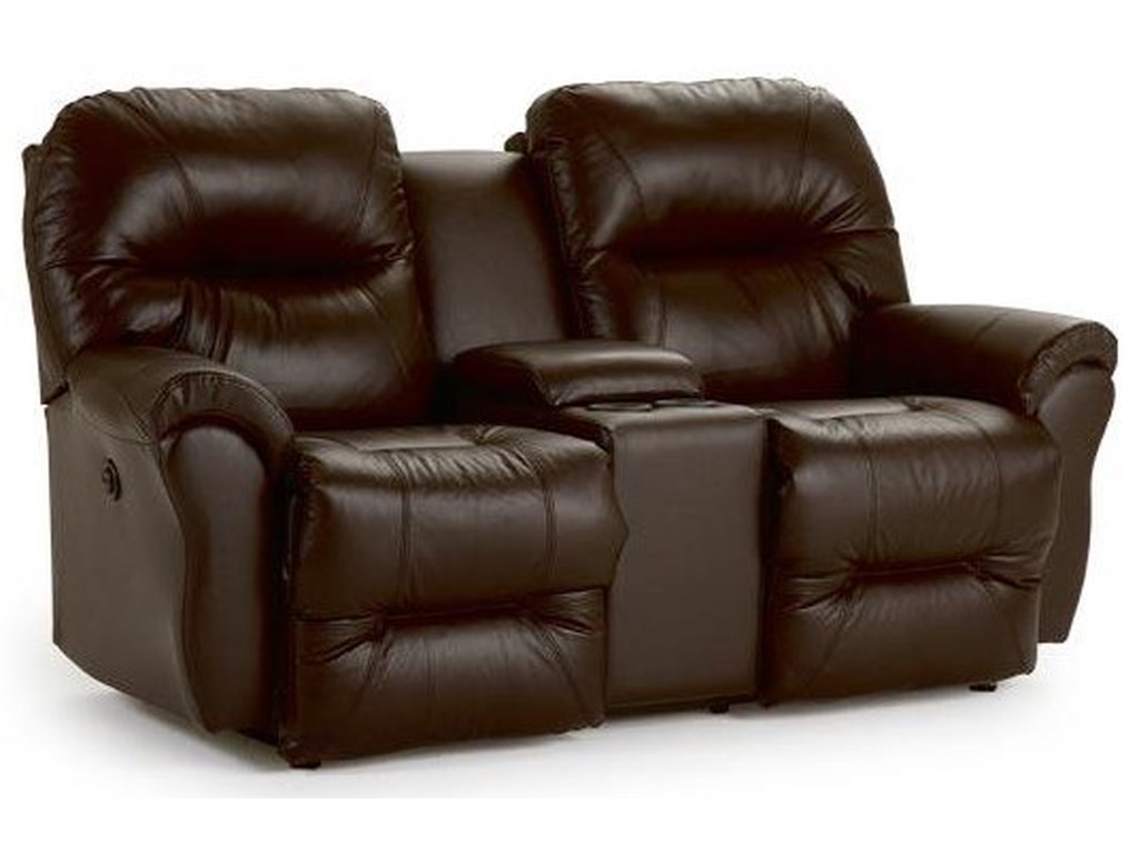 Best Home Furnishings SpartaPower Reclining Console
