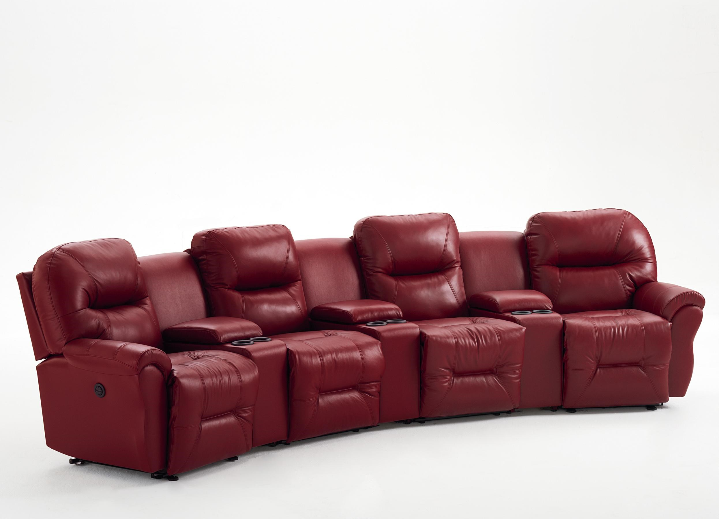 Best Home Furnishings Bodie 4-Seater Power Reclining Home Theater Group  sc 1 st  Wayside Furniture & Best Home Furnishings Bodie 4-Seater Power Reclining Home Theater ... islam-shia.org
