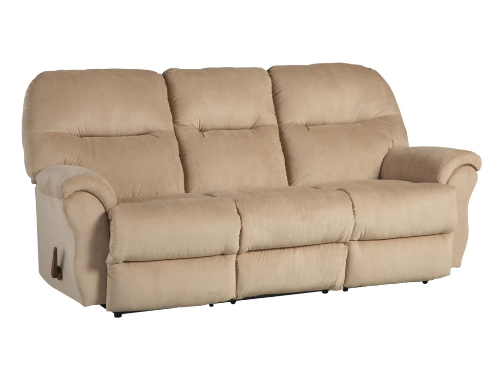 Best Home Furnishings BodiePower Reclining Sofa
