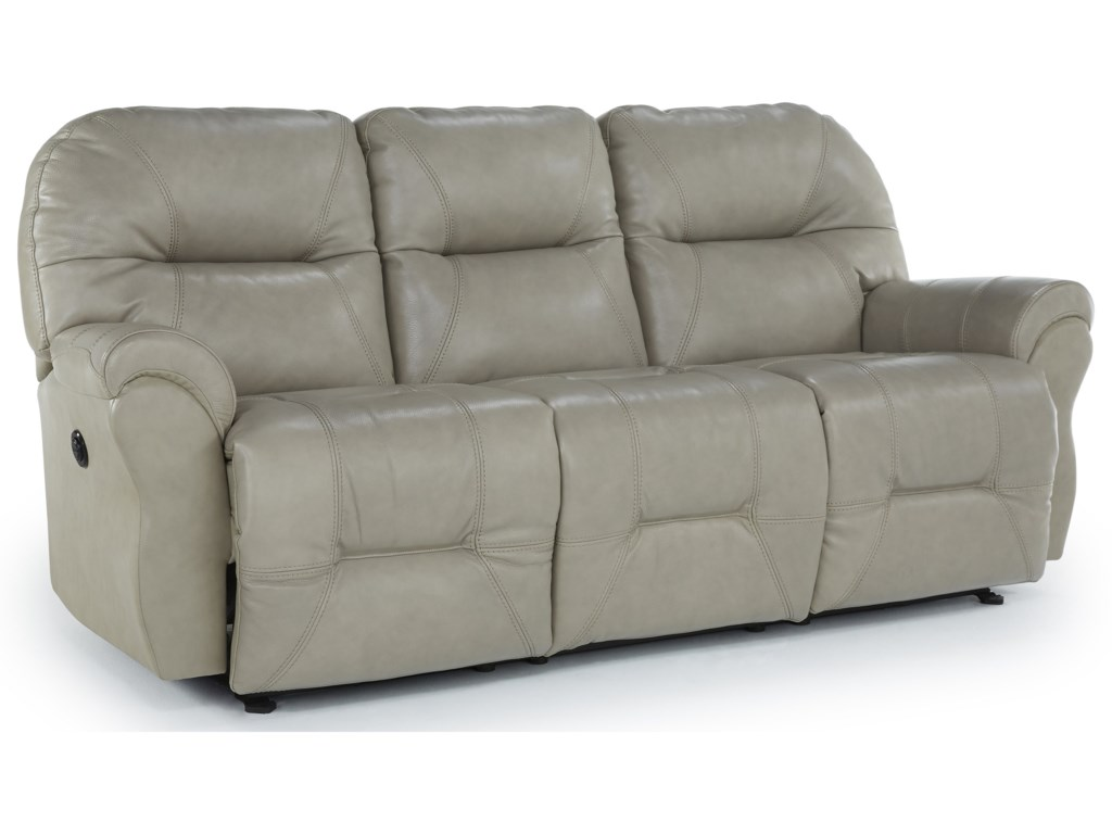 Best Home Furnishings Bodie S760CA4 Reclining Sofa Chaise ...
