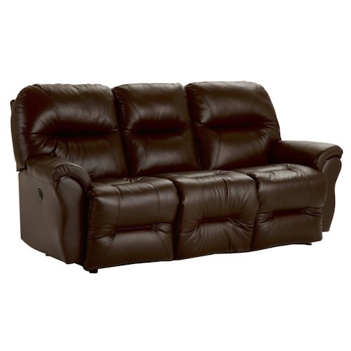 Best Home Furnishings Bodie Reclining Sofa Chaise