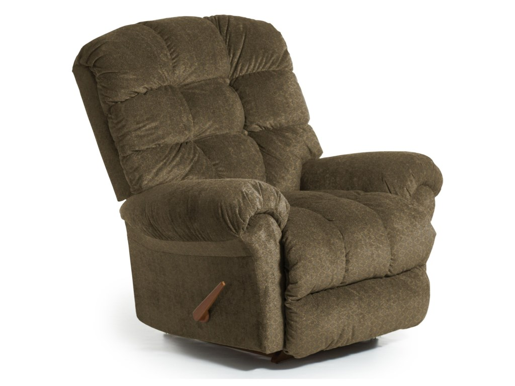 Best Home Furnishings Recliners - BodyRestBodyRest Rocker Recliner