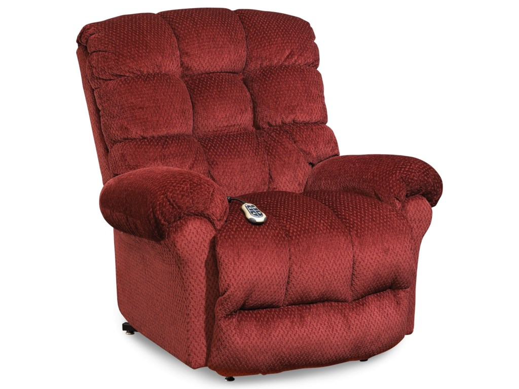 Best Home Furnishings Recliners - BodyRestDenton BodyRest Lift Recliner