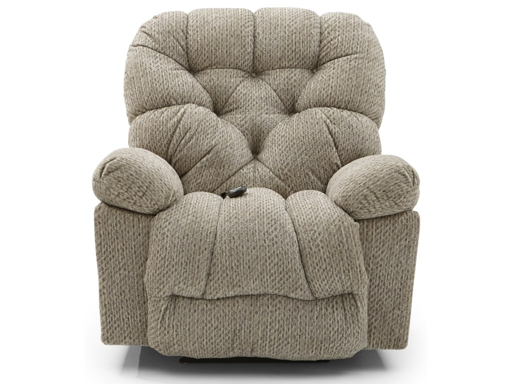 Best Home Furnishings BoltSwivel Rocker Recliner