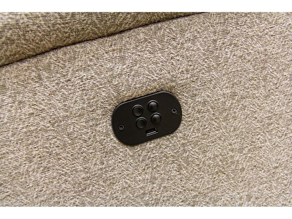 Best Home Furnishings BosleyPower Tilt Headrest Rocker Recliner