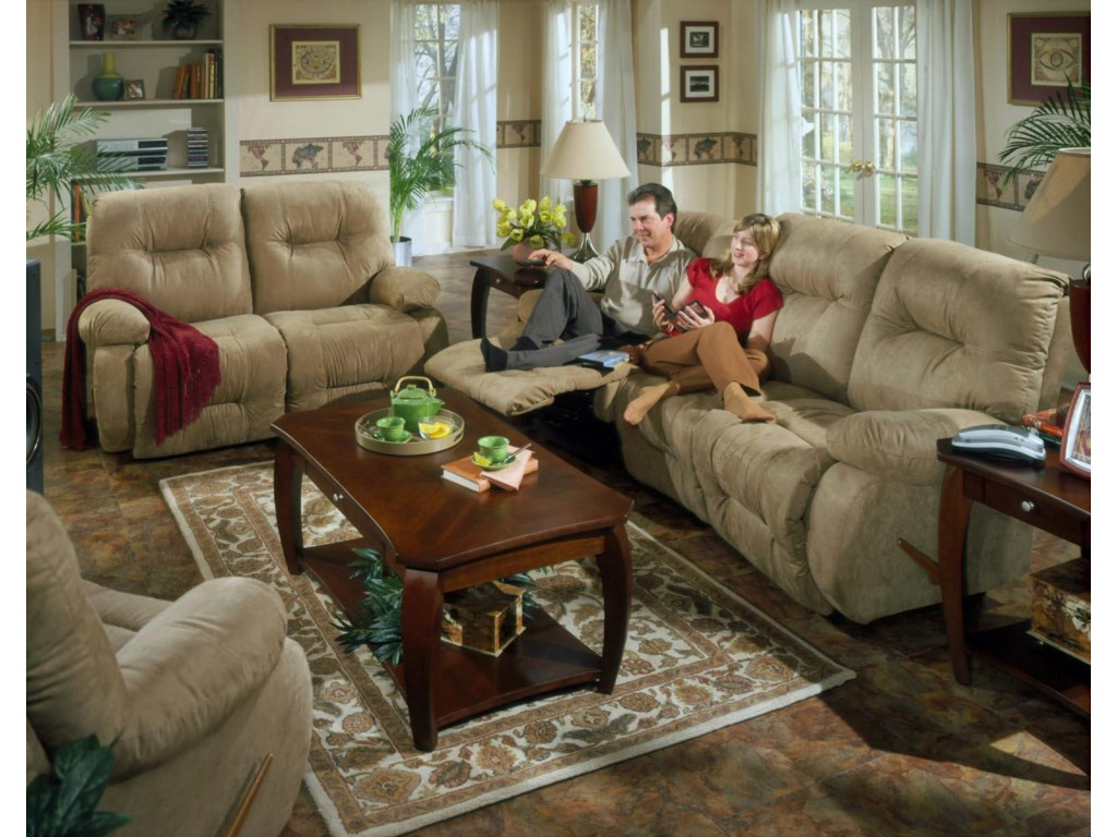 Shown with Coordinating Sofa and Recliner