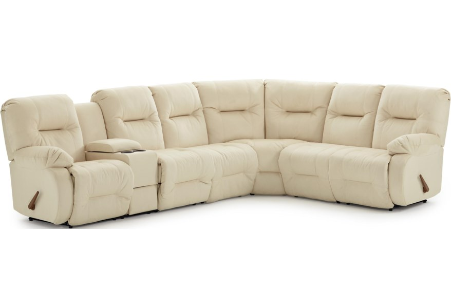 Best Home Furnishings Brinley 2 Casual Power Reclining ...