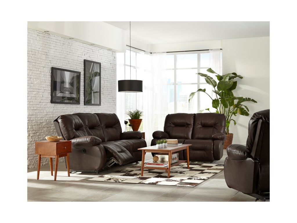 Best Home Furnishings Brinley 2Sofa