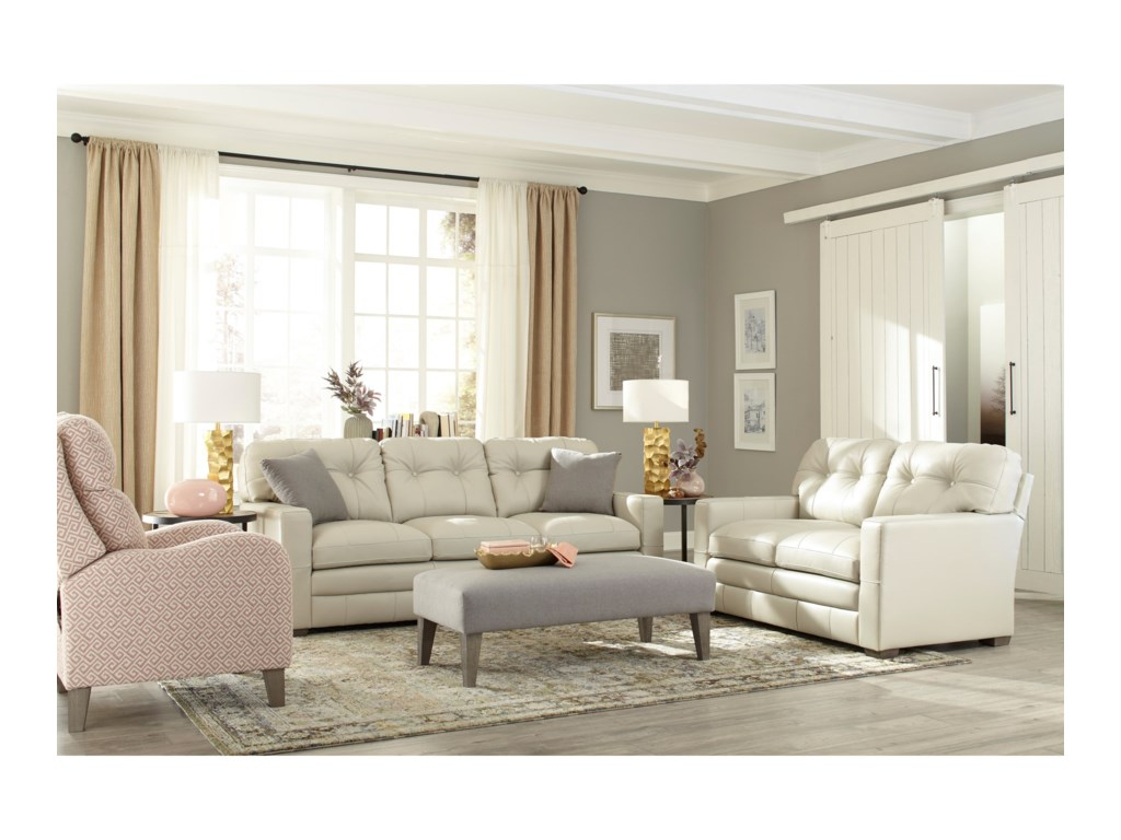 Best Home Furnishings CabrilloLiving Room Group