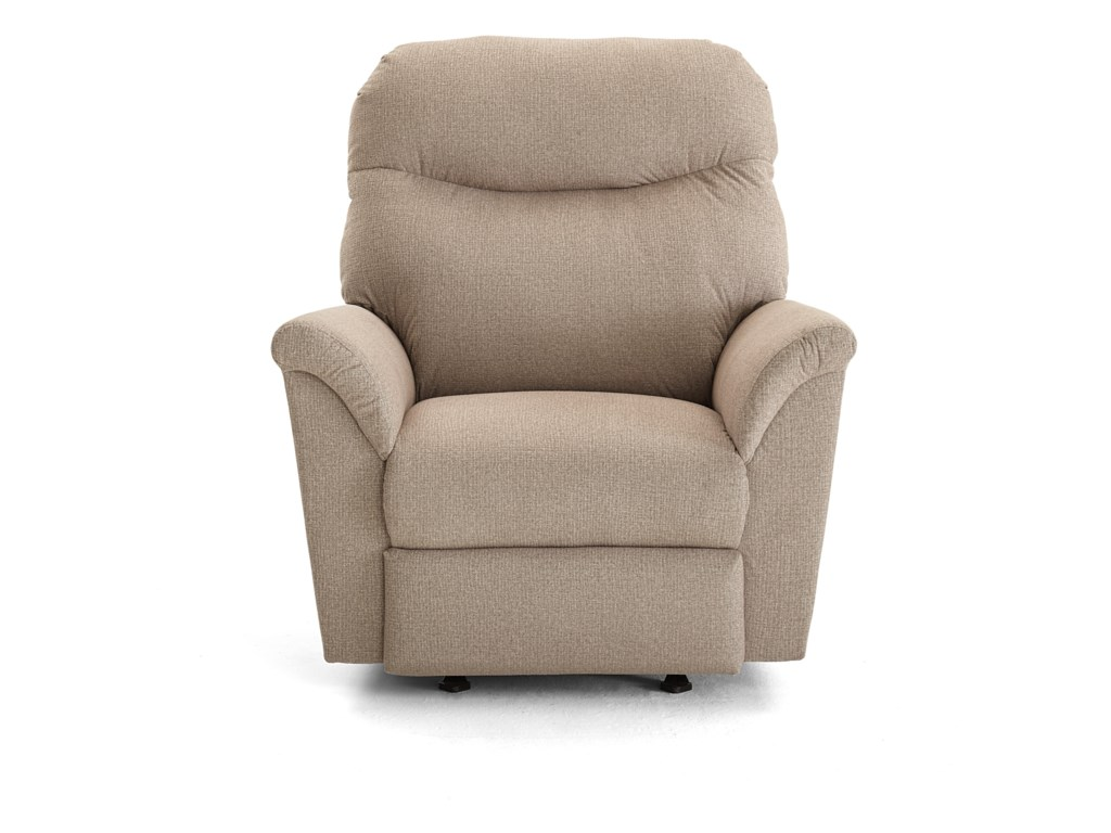 Best Home Furnishings CaitlinSwivel Rocker Recliner