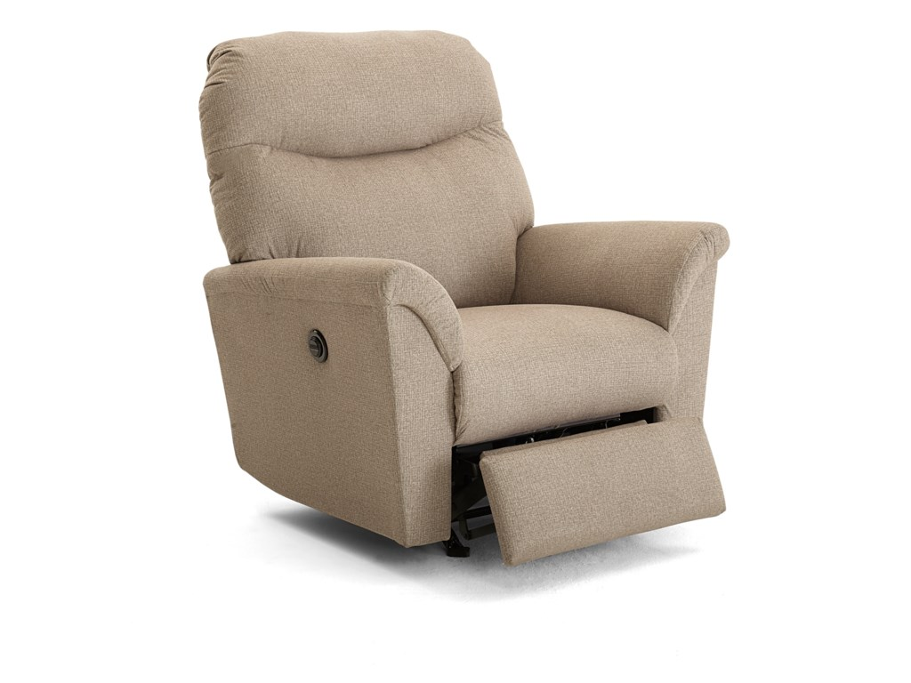 Best Home Furnishings CaitlinSpace Saver Recliner