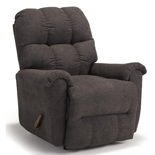 Best Home Furnishings Camryn BHF Casual Plush Swivel Glider Recliner