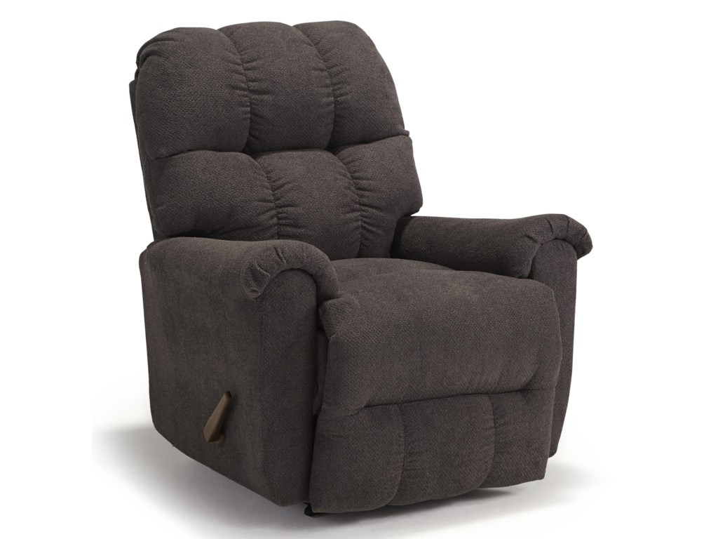 Studio 47 Camryn BHFSwivel Rocker Recliner