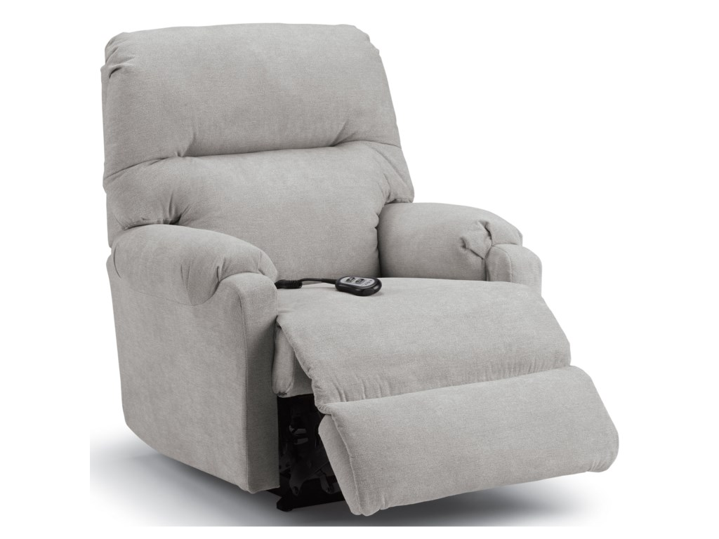 Best Home Furnishings CarolineSwivel Rocker Recliner