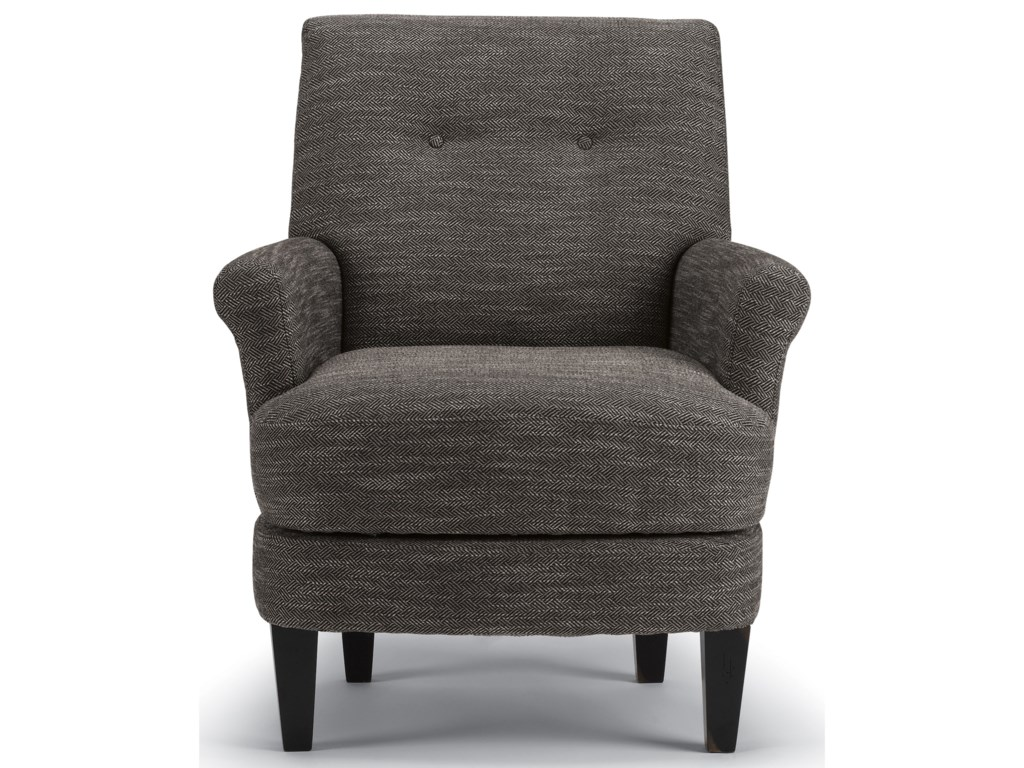 Best Home Furnishings CeriseSwivel Barrel Chair