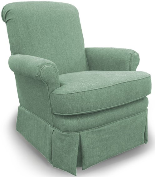 Best Home Furnishings Chairs - Swivel Glide Nava Glide Chair
