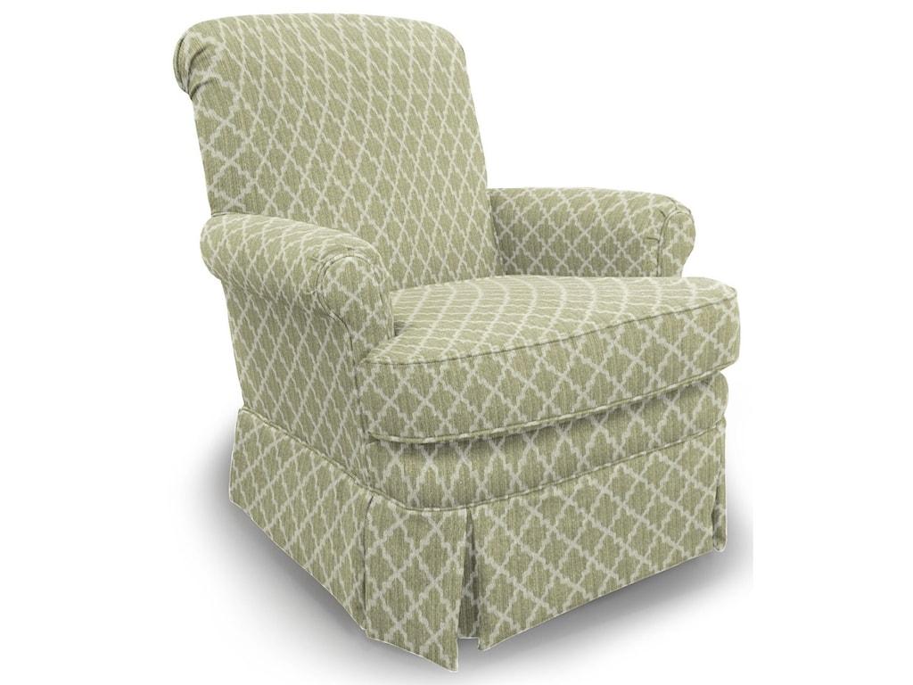 Best Home Furnishings Swivel Glide ChairsNava Swivel Glider Chair