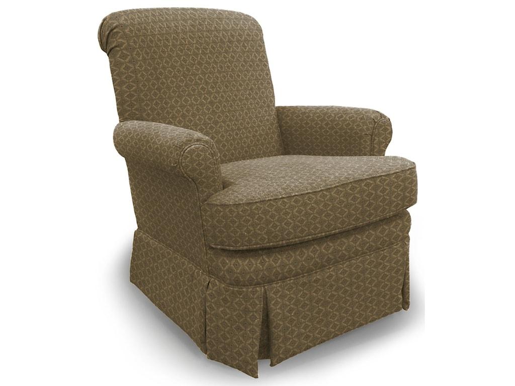 Studio 47 Swivel Glide ChairsNava Swivel Rocker