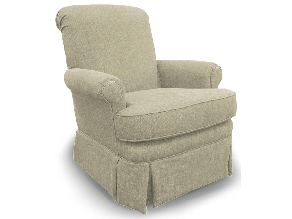Best Home Furnishings Swivel Glide ChairsNava Swivel Rocker