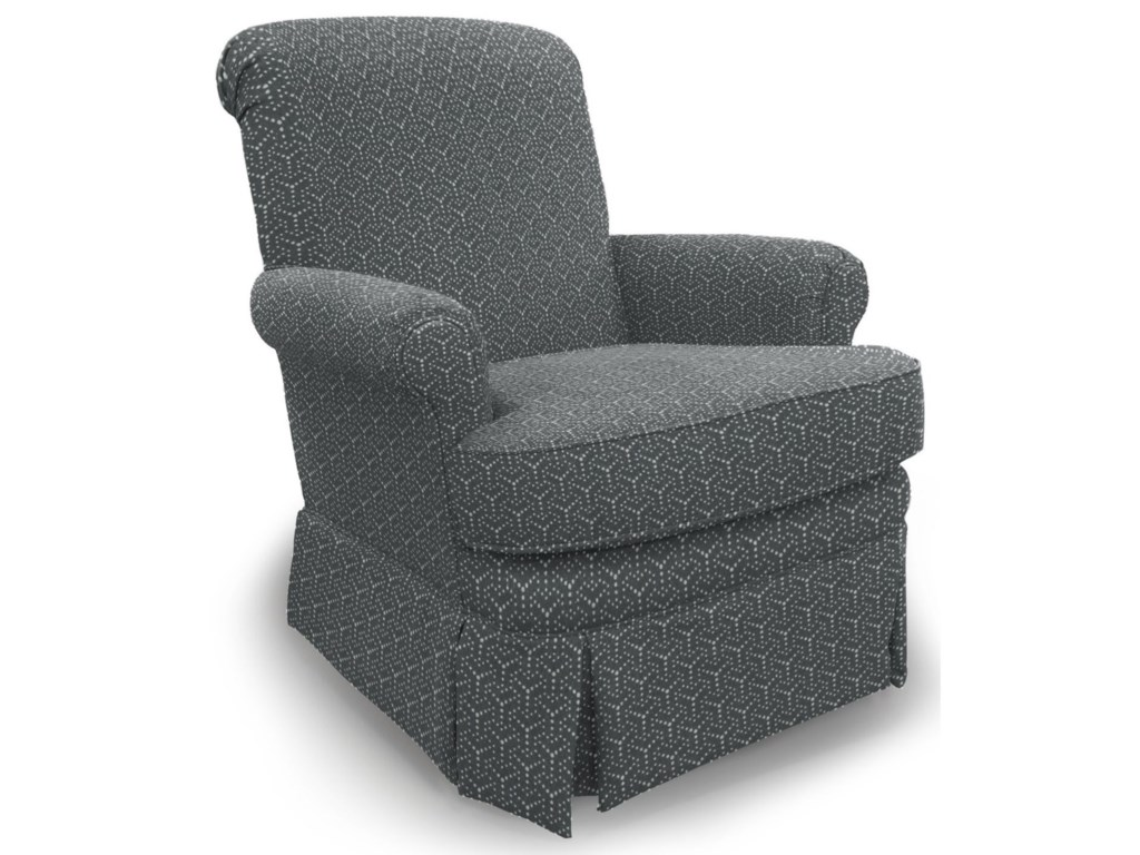 Best Home Furnishings Swivel Glide ChairsNava Swivel Rocker