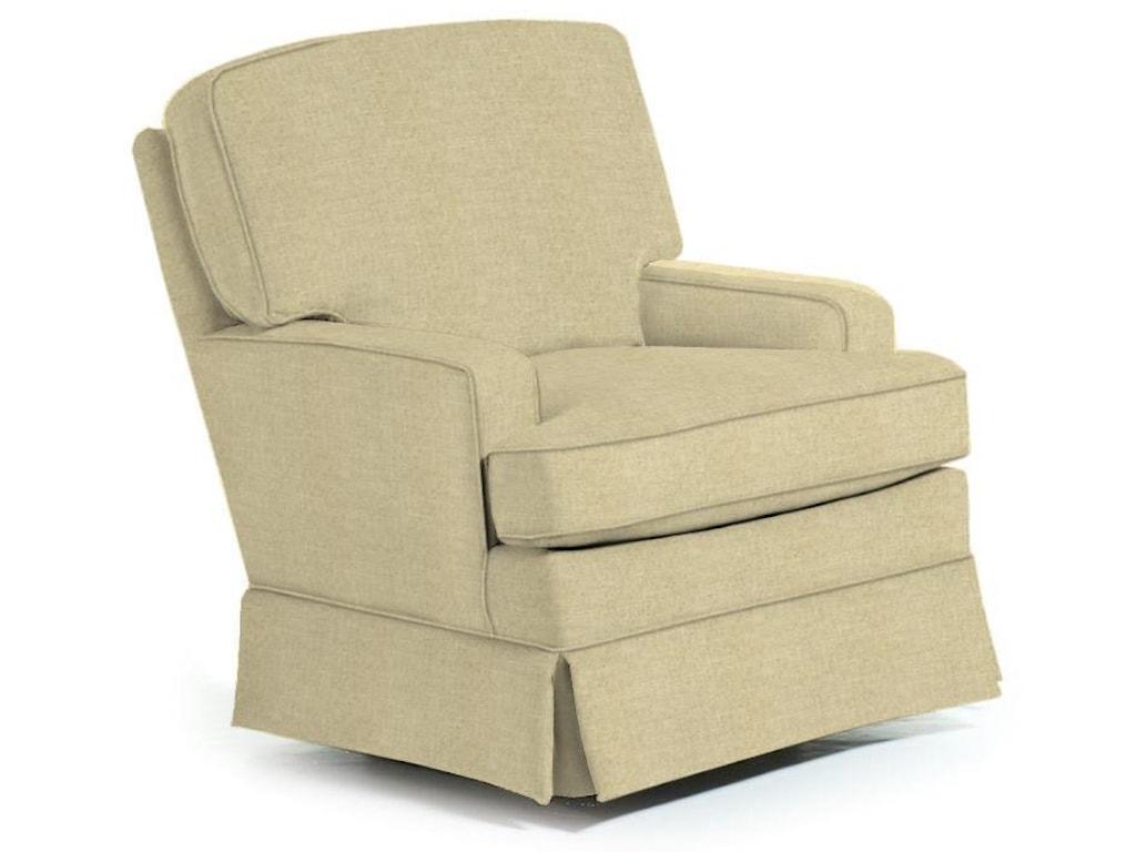 Best Home Furnishings Swivel Glide ChairsRena Swivel Glide