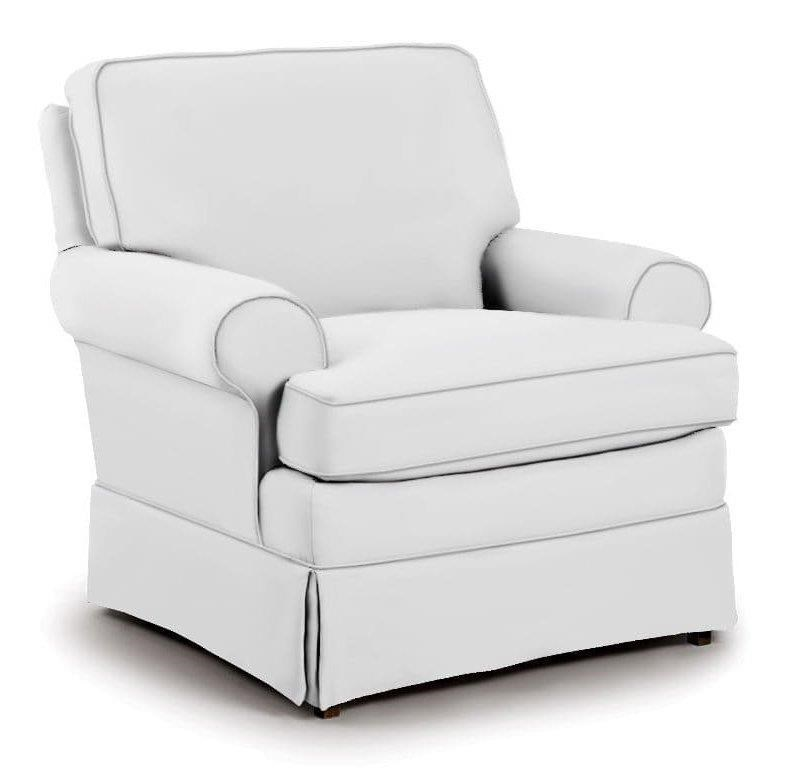 Perfect Best Home Furnishings Chairs   Swivel GlideSwivel Glider Chair Without Welt  Cord Trim