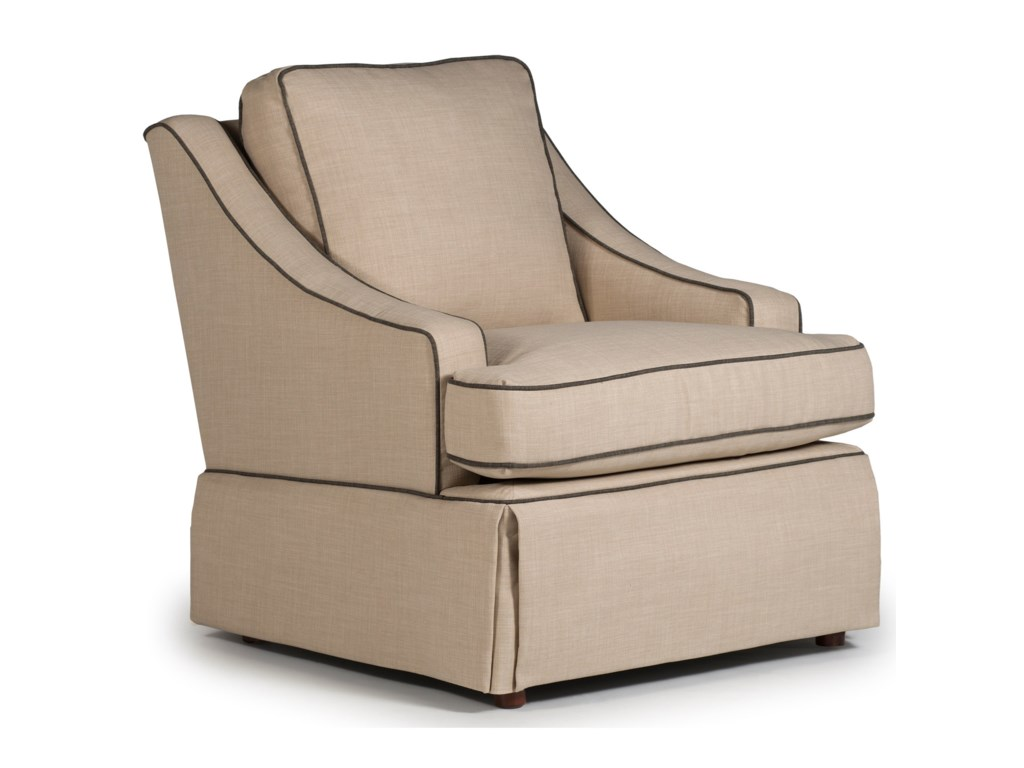 Best Home Furnishings Swivel Glide ChairsAyla Swivel Glider