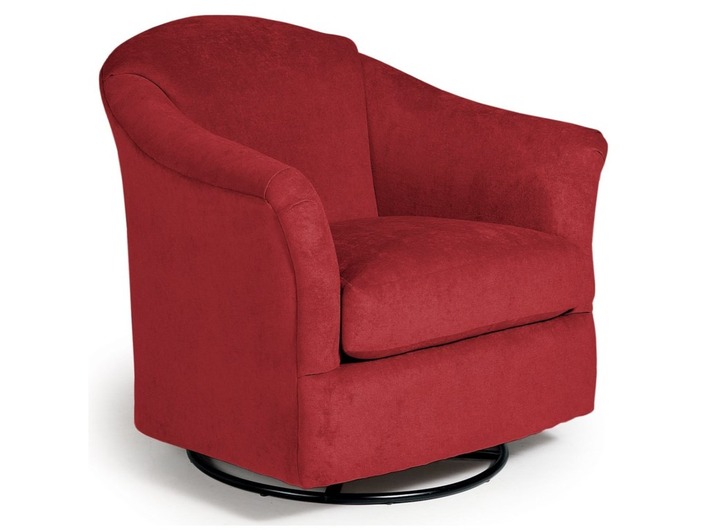 Best Home Furnishings Swivel Glide ChairsDarby Swivel Glider